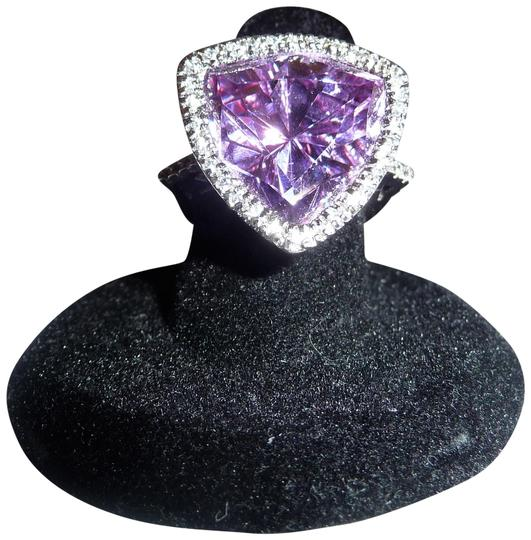 Preload https://item3.tradesy.com/images/purple-spinel-sterling-silver-ring-23008197-0-1.jpg?width=440&height=440