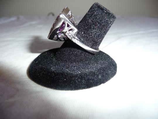 none spinel sterling silver