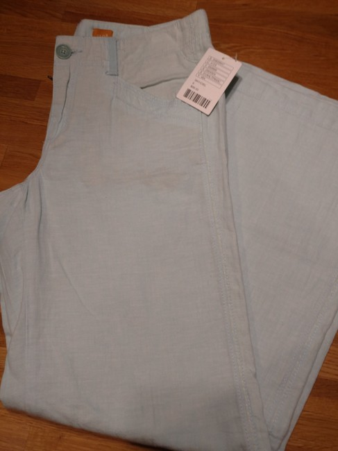 Anthropologie Relaxed Pants sky blue