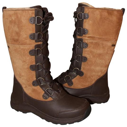 Preload https://item5.tradesy.com/images/ugg-australia-chestnut-brown-atlason-tall-waterproof-leather-suede-shearling-lined-bootsbooties-size-23008244-0-1.jpg?width=440&height=440