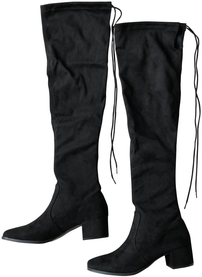 82b86268f3ca Chinese Laundry Mystical Over-the-knee Boots Booties Size US 7 ...
