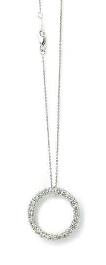 Preload https://img-static.tradesy.com/item/23008278/-diamonds-and-white-gold-pendant-necklace-0-0-540-540.jpg