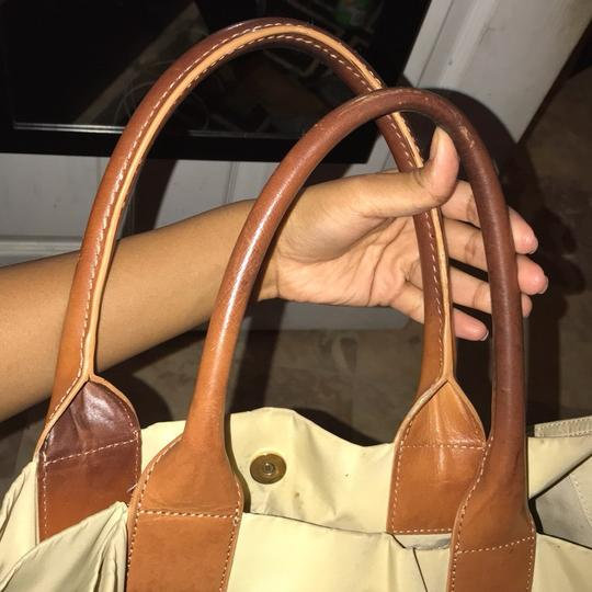 Tory Burch Tote in tan and brown
