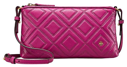 Preload https://item5.tradesy.com/images/tory-burch-fleming-party-fuchsia-leather-cross-body-bag-23008349-0-1.jpg?width=440&height=440