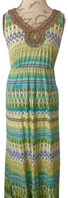 Preload https://item2.tradesy.com/images/sonoma-green-long-casual-maxi-dress-size-8-m-23008456-0-3.jpg?width=400&height=650
