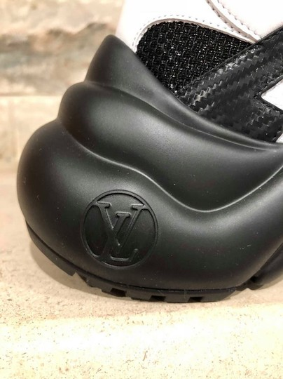 Louis Vuitton Trainer Sneaker Archlight Runway Classic black Athletic Image 8