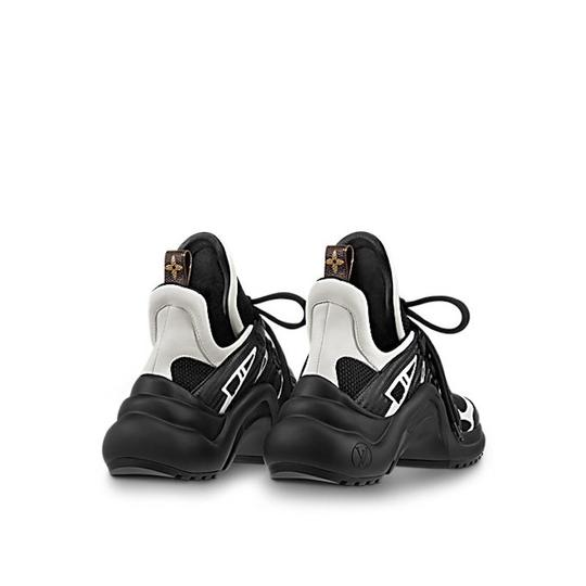 Louis Vuitton Trainer Sneaker Archlight Runway Classic black Athletic Image 9