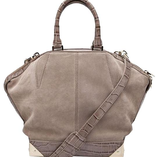 Preload https://item4.tradesy.com/images/alexander-wang-alessandra-ambrosio-as-seen-on-taupe-suede-leather-shoulder-bag-23008503-0-1.jpg?width=440&height=440