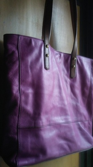 Fossil Tote Leather Hobo Travel/Weekend Messenger - Shoulder Cross Body Bag