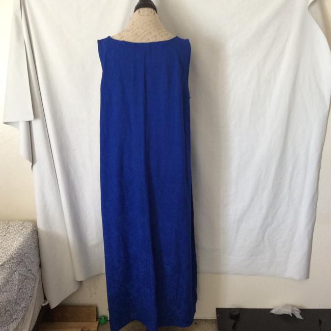 blue Maxi Dress by Connected