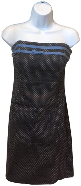 Preload https://item2.tradesy.com/images/robin-jordan-brown-and-blue-strapless-mid-length-cocktail-dress-size-8-m-23008686-0-2.jpg?width=400&height=650