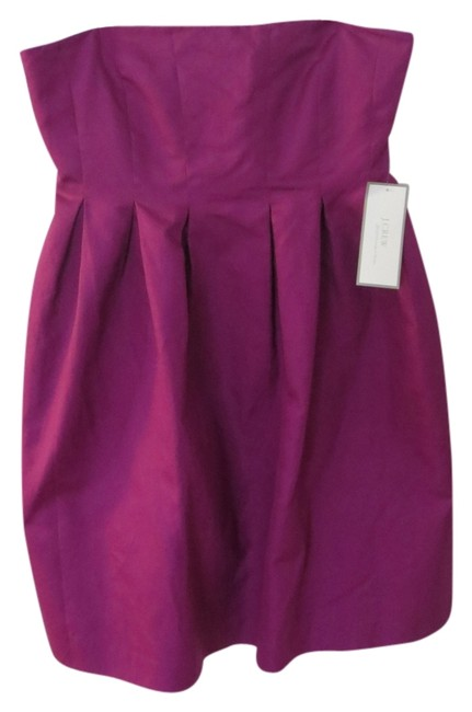 Preload https://item1.tradesy.com/images/jcrew-purple-above-knee-cocktail-dress-size-16-xl-plus-0x-2300870-0-0.jpg?width=400&height=650