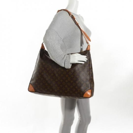 Louis Vuitton Artsy Sully Keepall Carryall Flanerie Hobo Bag