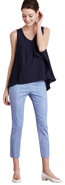 Preload https://item2.tradesy.com/images/cartonnier-blue-charlie-capris-size-12-l-32-33-23008781-0-1.jpg?width=400&height=650