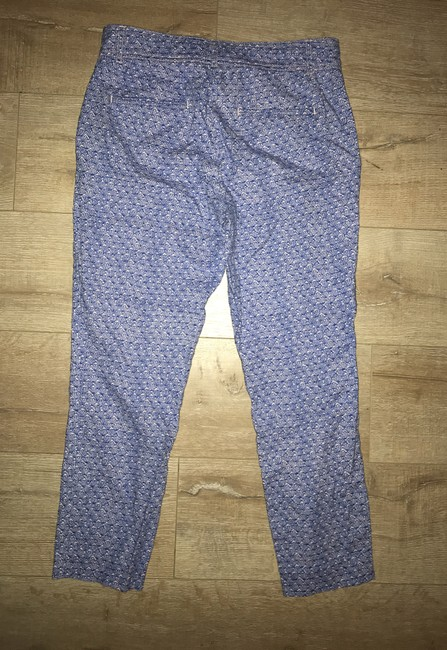 Cartonnier Charlie Trousers Charlie Pants Anthropolgie Pants Capris blue