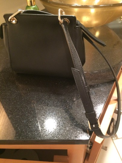 DKNY Pebbled Leather Cross Body Bag