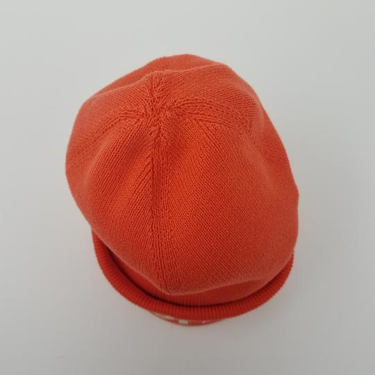 Louis Vuitton Orange white Louis Vuitton LV Cup cashmere-blend beanie