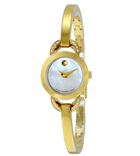 Preload https://item3.tradesy.com/images/movado-mother-of-pearl-women-s-rondiro-white-dial-gold-0606889-watch-23008992-0-0.jpg?width=440&height=440