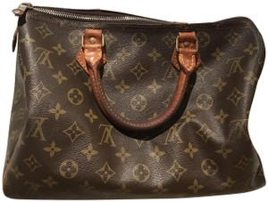 Louis Vuitton Speedy Tote