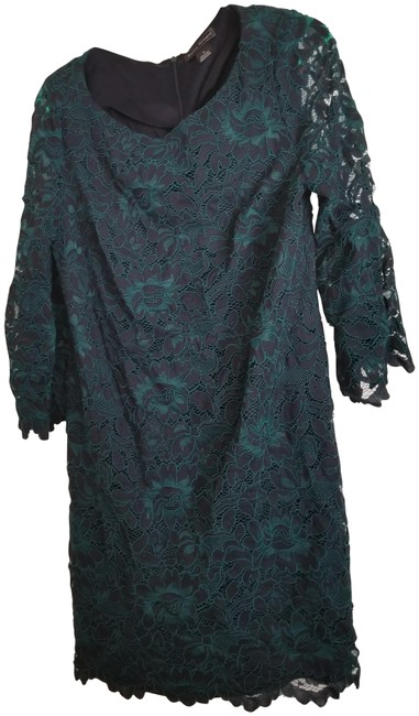 Preload https://item2.tradesy.com/images/jessica-howard-teal-and-navy-mid-length-cocktail-dress-size-18-xl-plus-0x-23009531-0-1.jpg?width=400&height=650