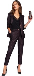 Ted Baker Helgaa/Helgaat Textured Jacquard Piping Suit Set, Jacket AND Pants