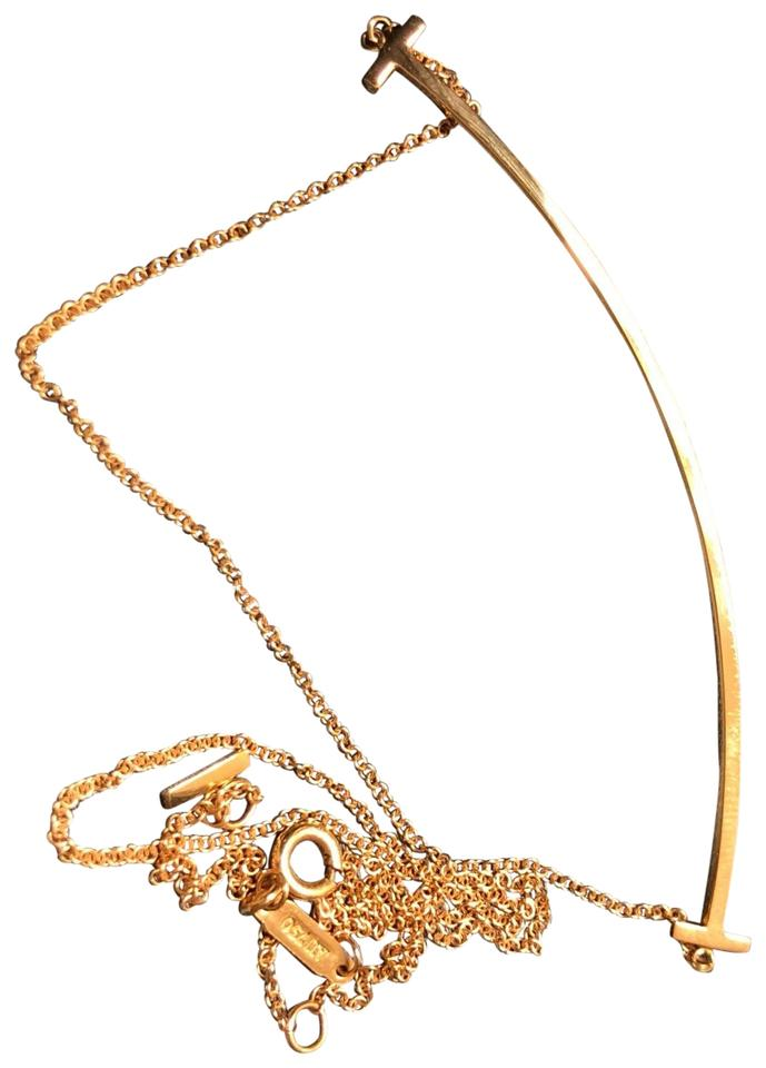 1f4cf4796 Tiffany & Co. Rose Gold Collection Smile Necklace - Tradesy
