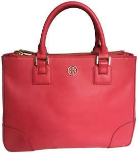 Tory Burch Tote in Paradise pink