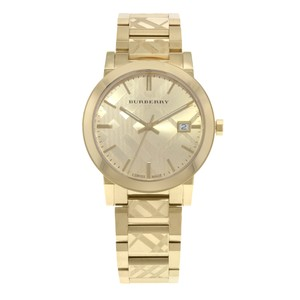 Burberry Burberry BU9038 Gold Ion-Plated Stainless Steel Quartz Watch (19139)