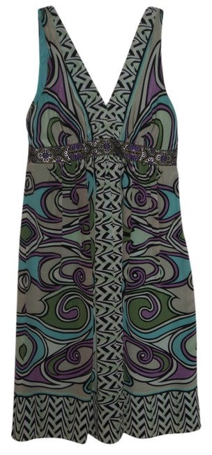 Preload https://item4.tradesy.com/images/nicole-miller-multi-colored-knee-length-cocktail-dress-size-6-s-2301063-0-0.jpg?width=400&height=650
