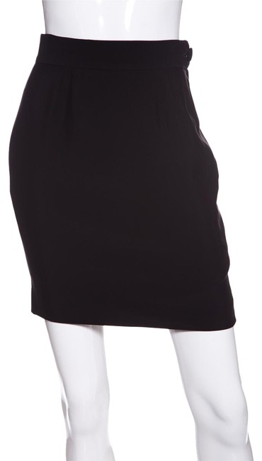 Moschino Mini Skirt Black Image 0
