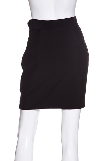 Moschino Mini Skirt Black Image 2
