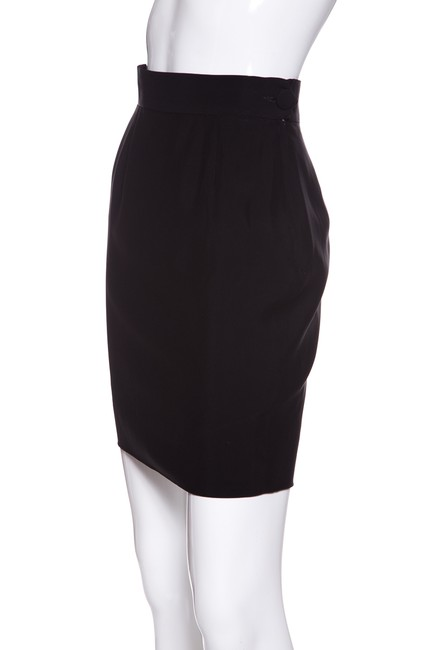 Moschino Mini Skirt Black Image 3