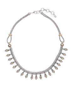 Lucky Brand Lucky Brand Two-Tone Collar Necklace JLRY5287