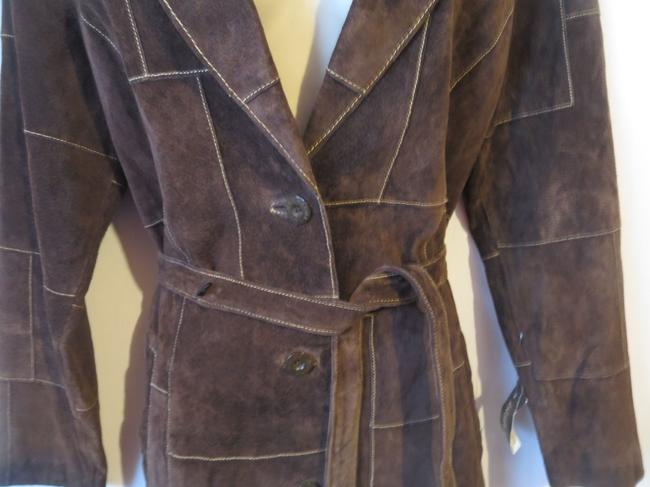 Wilsons Leather Top brown Image 1