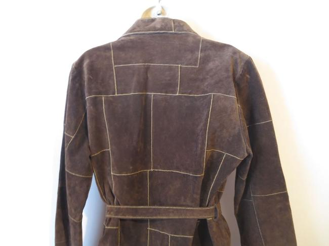 Wilsons Leather Top brown Image 2