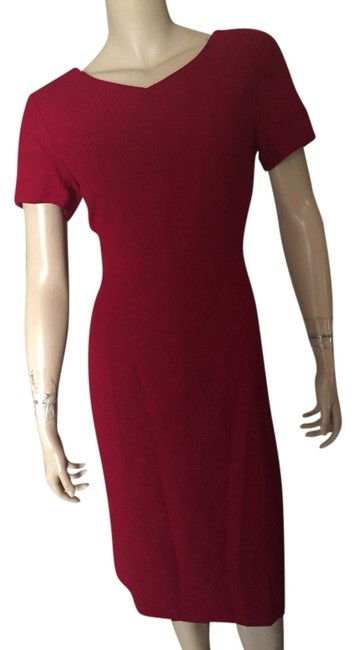 Red Maxi Dress by Talbots