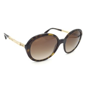 Chanel Chain Round Oval Summer Sunglasses 5353 714/S5