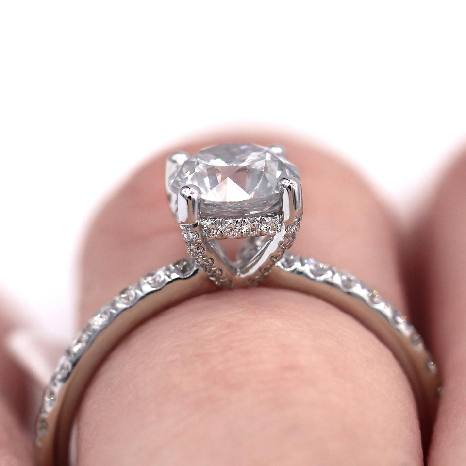 Dream Diamond Engagement with 1.38 Tcw Ring - Tradesy