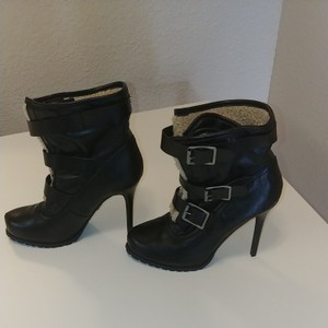 Simply Vera Vera Wang Black Platforms