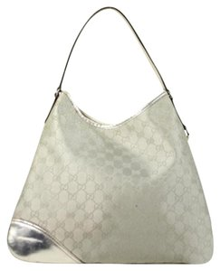 Gucci Everyday Use Metallic Shoulder Bag