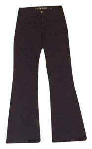MiH Jeans Trouser/Wide Leg Jeans-Dark Rinse