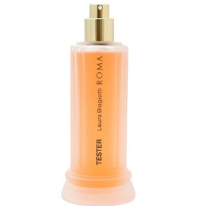 Laura Biagiotti ROMA BY LAURA BIAGIOTTI FOR WOMEN-EDT-3.4 OZ-100ML-TESTER-ITALY