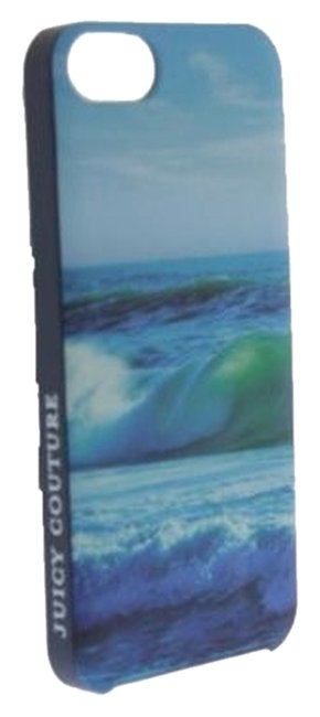 Item - Blue Ocean Waves For Iphone 5 Printed Cell Phone Case Tech Accessory
