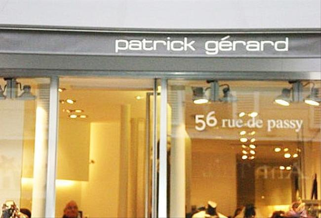 Patrick Gerard Trench Coat