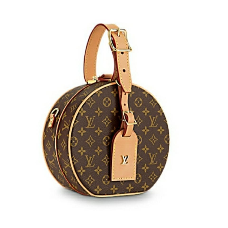 3b19d2ddc571 Louis Vuitton Biote Hat Box Chapeau Runway 2018 Shoulder Bag Image 0 ...