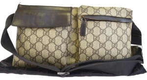 Gucci Fanny Pack Bum monogram Travel Bag