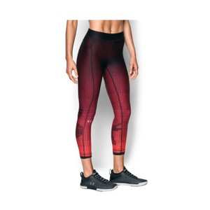 Under Armour HeatGear Armour Graphic Ankle Crops