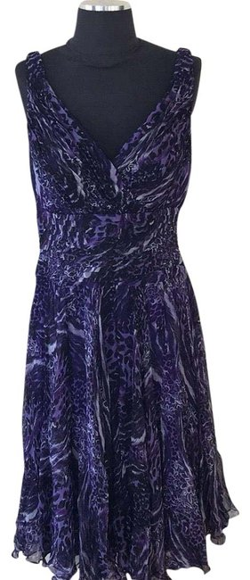 Item - Orchid Uy9052m Mid-length Formal Dress Size 10 (M)