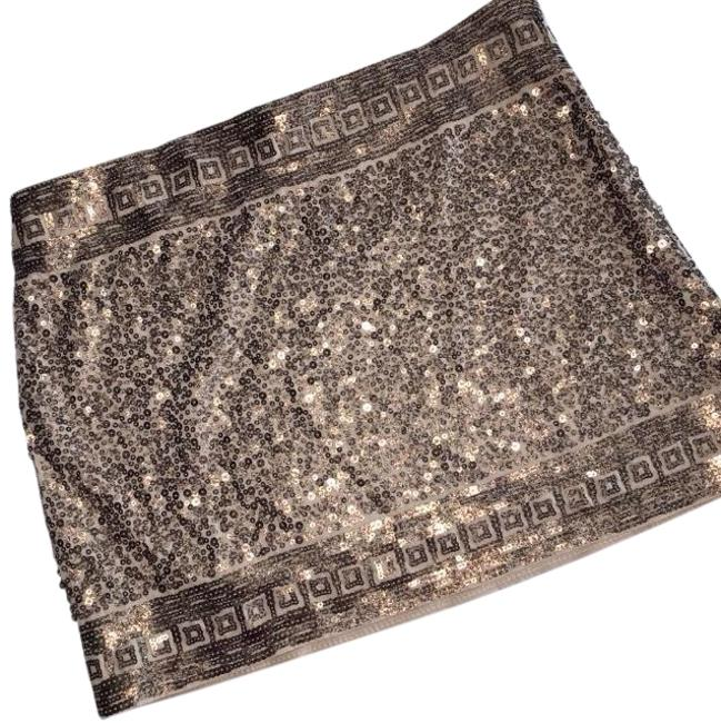 Item - Gold Egyptian Style Skirt Size 8 (M, 29, 30)
