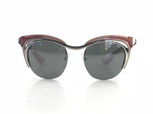Prada Dixie Mirrored Sunglasses